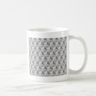 キュービズム コーヒーマグカップ