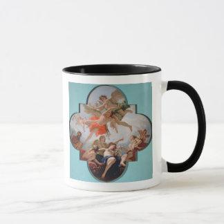 キューピッド(キャンバスの油)の罰 マグカップ