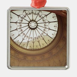 キューポラの眺め、c.1773-7 メタルオーナメント