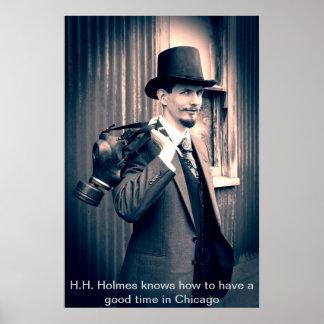 キラーポスター: H.H. Holmes ポスター
