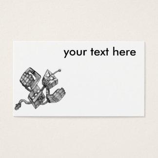 キラーロボット 名刺