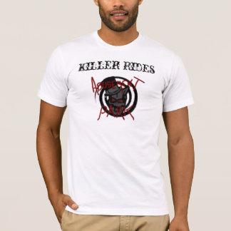 キラー乗車 Tシャツ