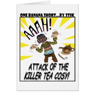 キラー茶器保温カバーの攻撃! カード