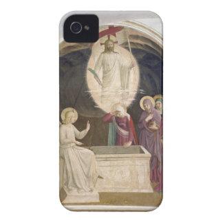 キリストそして敬虔な女性の復活の Case-Mate iPhone 4 ケース