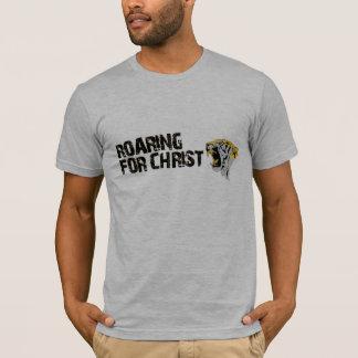 キリストのためにとどろくこと Tシャツ