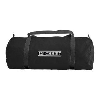 キリストの体育館のバッグ ジムバッグ