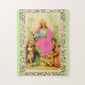 キリストの天恵のパズル ジグソーパズル