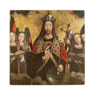 キリストの天恵、トリプティクからの中央パネル ウッドコースター