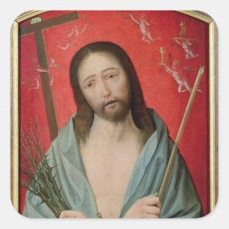 キリストの情熱 スクエアシール