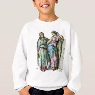 キリストの時の前のからのユダヤ人の女性 スウェットシャツ