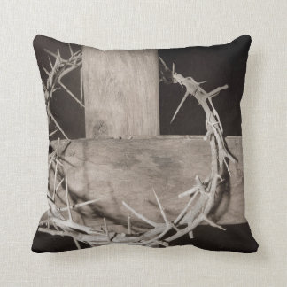 キリストの枕のとげ クッション