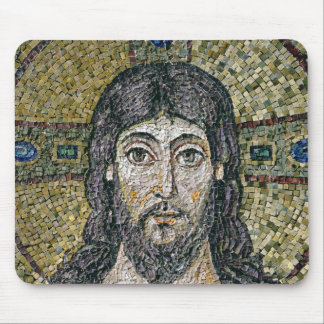 キリストの顔 マウスパッド