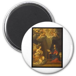 キリストのAlbaniフランチェスコの洗礼 マグネット