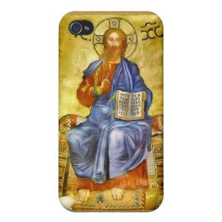 キリストのIkon iPhone 4/4Sケース