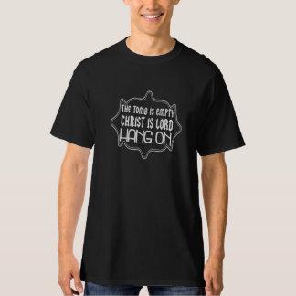 キリストは主ですHang Christian Tシャツ