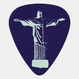 キリスト名前入りな救い主 ギターピック