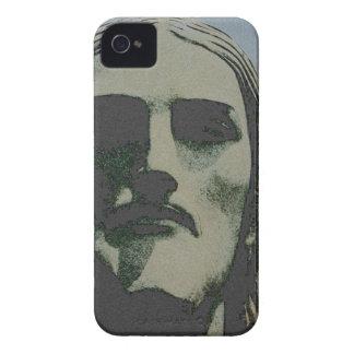 キリスト救い主の顔-リオ Case-Mate iPhone 4 ケース