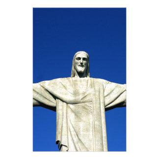 キリスト救い主ブラジル 便箋