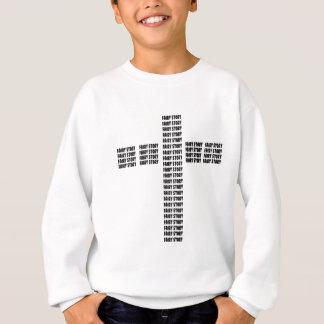 キリスト教のおとぎ話 スウェットシャツ