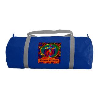 キリスト教のイエス・キリストは平和愛Duffleの体育館のバッグを救います ジムバッグ