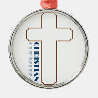 キリスト教のギフト メタルオーナメント