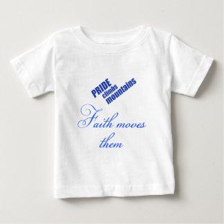 キリスト教のベビーのワイシャツ ベビーTシャツ