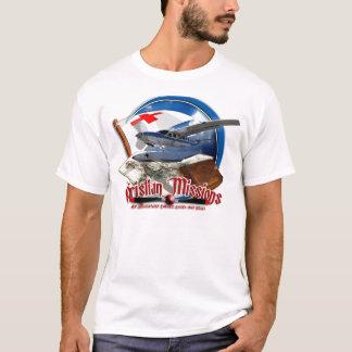キリスト教の代表団の前部 Tシャツ