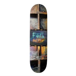 キリスト教の信頼のスケートボード スケートボードデッキ