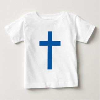"""""""キリスト教の十字"""" ベビーTシャツ"""