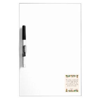 キリスト教の感動的な芸術-アイザイアの40:31 ホワイトボード