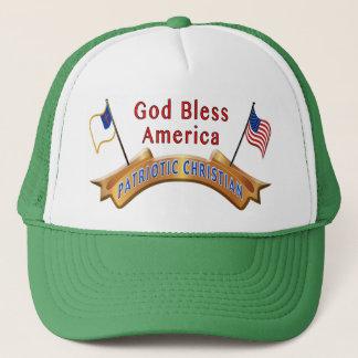 キリスト教の父の日のギフトのアイディア、愛国心が強い帽子 キャップ
