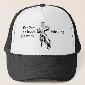 キリスト教の衣類 キャップ