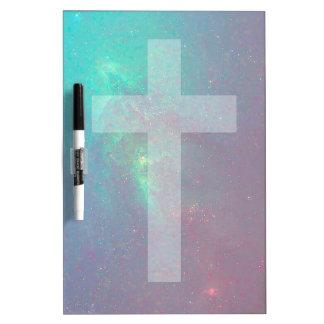 キリスト教の銀河系 ホワイトボード
