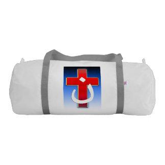 キリスト教のNazareneの十字#1 ジムバッグ
