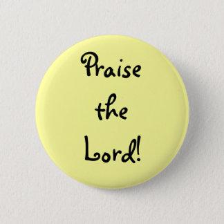 """キリスト教ボタン、21/4 inに、""""Priase主"""" 5.7cm 丸型バッジ"""