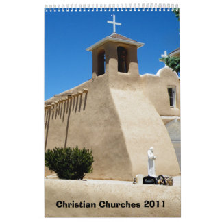 キリスト教会2011年 カレンダー
