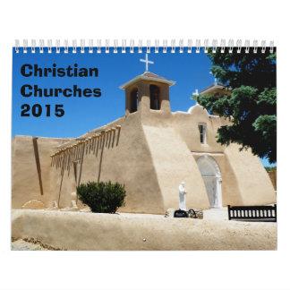 キリスト教会2015年 カレンダー