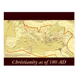 キリスト教180の広告 ポストカード