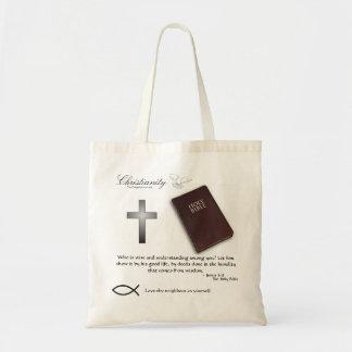 キリスト教-道のトートバック トートバッグ
