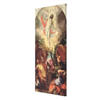 キリスト(キャンバスの油)の復活 キャンバスプリント