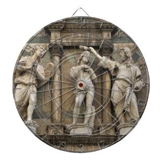 キリスト-フィレンツェからの彫像の洗礼 ダーツボード