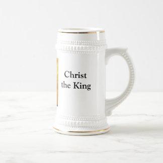 キリスト、王日没のLisbpn、 ビールジョッキ