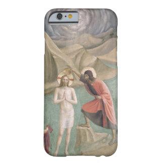 キリスト、c.1438-45 (フレスコ画)の洗礼 barely there iPhone 6 ケース