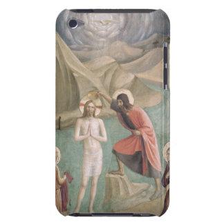 キリスト、c.1438-45 (フレスコ画)の洗礼 Case-Mate iPod touch ケース