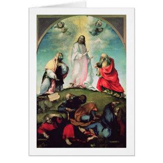 キリスト、c.1510-12 (pの変容の油 カード
