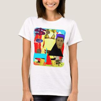 キリストDammit Tシャツ