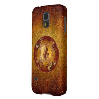 キリストPantokratorのクリスチャンの図像学 Galaxy S5 ケース