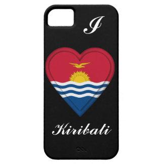 キリバス共和国の旗 iPhone SE/5/5s ケース