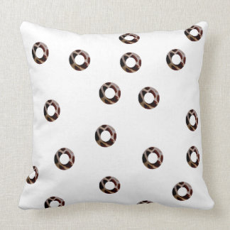 キリンによって斑点を付けられる枕 クッション