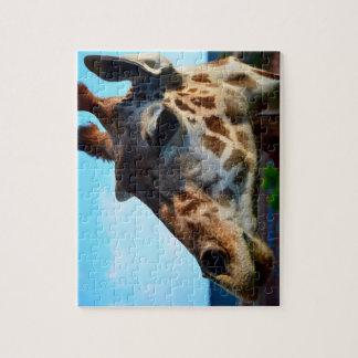 キリンのパズル ジグソーパズル
